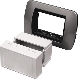 Besttse Digital Voltm/ètre AC 60/V-450/V Combo /écran Indicateur 22/mm